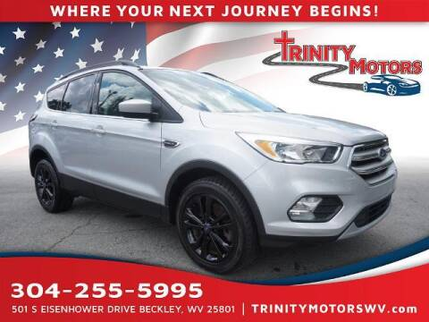 2018 Ford Escape for sale at Trinity Motors in Beckley WV