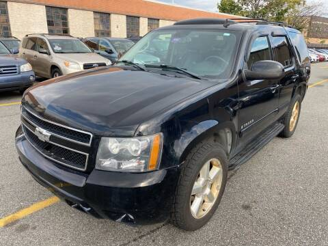 2007 Chevrolet Tahoe for sale at MAGIC AUTO SALES - Magic Auto Prestige in South Hackensack NJ