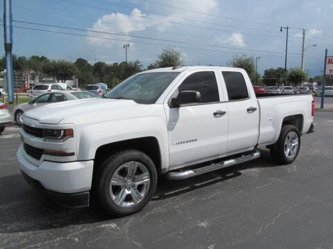 2017 Chevrolet Silverado 1500 for sale at Blue Book Cars in Sanford FL
