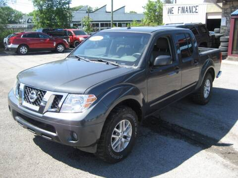 2014 Nissan Frontier for sale at Import Auto Connection in Nashville TN