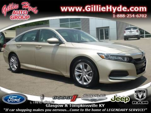 2019 Honda Accord for sale at Gillie Hyde Auto Group in Glasgow KY