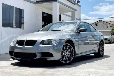 2011 BMW M3 for sale at Fastrack Auto Inc in Rosemead CA