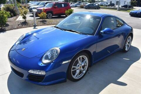 2009 Porsche 911 for sale at PHIL SMITH AUTOMOTIVE GROUP - MERCEDES BENZ OF FAYETTEVILLE in Fayetteville NC