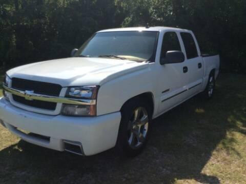 2006 Chevrolet Silverado 1500 for sale at Allen Motor Co in Dallas TX