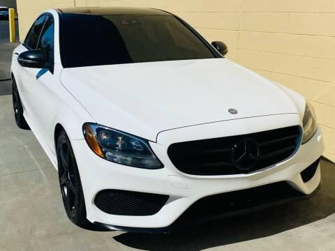 2016 Mercedes-Benz C-Class for sale at Auto Zoom 916 Rancho Cordova in Rancho Cordova CA