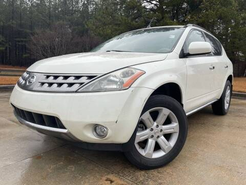 2007 Nissan Murano for sale at Global Imports Auto Sales in Buford GA