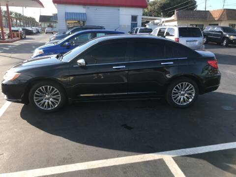 2011 Chrysler 200 for sale at Riviera Auto Sales South in Daytona Beach FL