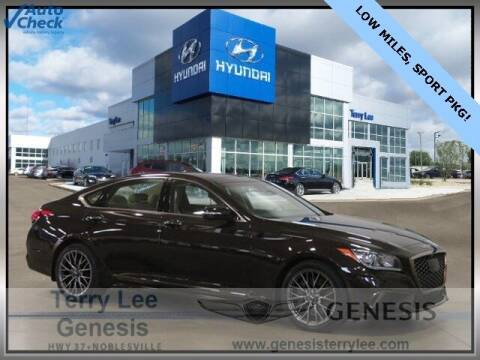 2019 Genesis G80 for sale at Terry Lee Hyundai in Noblesville IN