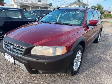 2007 Volvo XC70 for sale at Volare Motors in Cranston RI