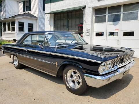 1963 Ford Galaxie 500 for sale at Carroll Street Auto in Manchester NH