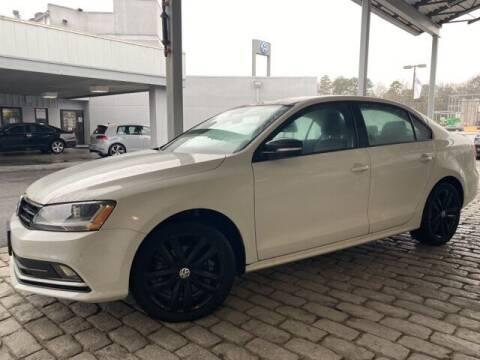 2018 Volkswagen Jetta for sale at Southern Auto Solutions - Georgia Car Finder - Southern Auto Solutions-Jim Ellis Volkswagen Atlan in Marietta GA