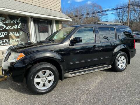 2011 Nissan Pathfinder for sale at Real Deal Auto Sales in Auburn ME