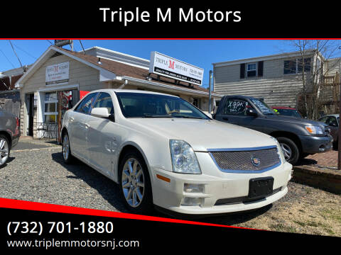 2006 Cadillac STS for sale at Triple M Motors in Point Pleasant NJ