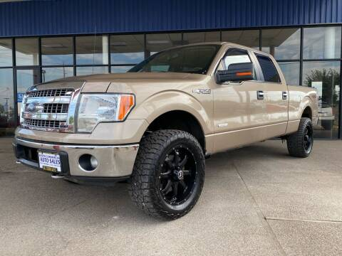 2013 Ford F-150 for sale at South Commercial Auto Sales in Salem OR