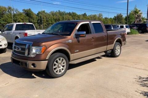 2012 Ford F-150 for sale at FREDY KIA USED CARS in Houston TX