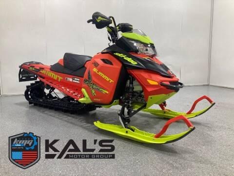2016 Ski-Doo Summit X 800 Etec 154''