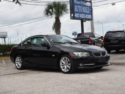 2013 BMW 3 Series for sale at Winter Park Auto Mall in Orlando FL