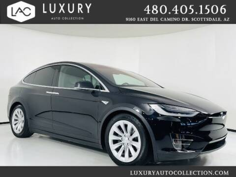 2016 Tesla Model X for sale at Luxury Auto Collection in Scottsdale AZ