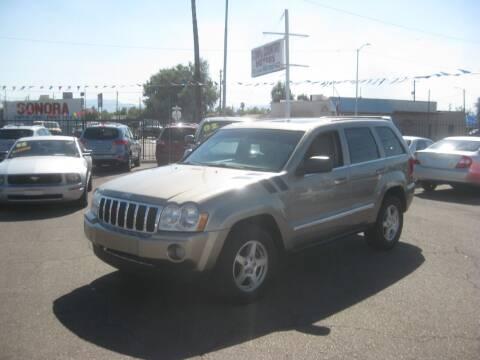 2005 Jeep Grand Cherokee for sale at Town and Country Motors - 1702 East Van Buren Street in Phoenix AZ
