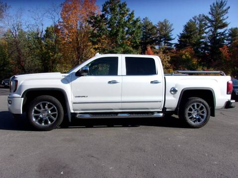 2016 GMC Sierra 1500 for sale at Mark's Discount Truck & Auto in Londonderry NH