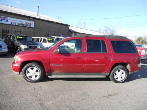 2003 Chevrolet TrailBlazer for sale at All Cars and Trucks in Buena NJ