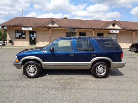 2000 Chevrolet Blazer for sale at On The Road Again Auto Sales in Lake Ariel PA
