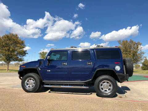 2007 HUMMER H2 for sale at Beaton's Auto Sales in Amarillo TX