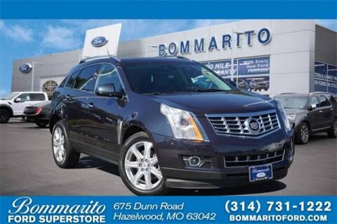 2015 Cadillac SRX for sale at NICK FARACE AT BOMMARITO FORD in Hazelwood MO