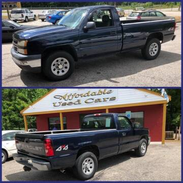 2006 Chevrolet Silverado 1500 for sale at AFFORDABLE USED CARS in Richmond VA