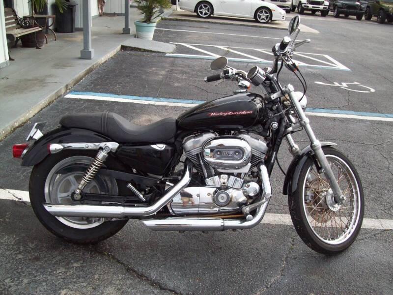 2007 Harley-Davidson 883 sportster for sale at LONGSTREET AUTO in St Augustine FL