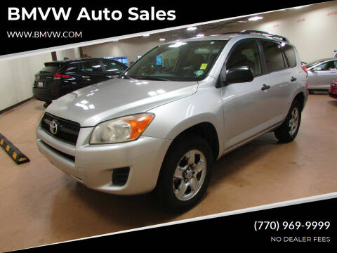 2010 Toyota RAV4 for sale at BMVW Auto Sales in Union City GA