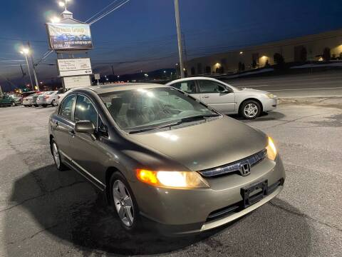 2006 Honda Civic for sale at A & D Auto Group LLC in Carlisle PA