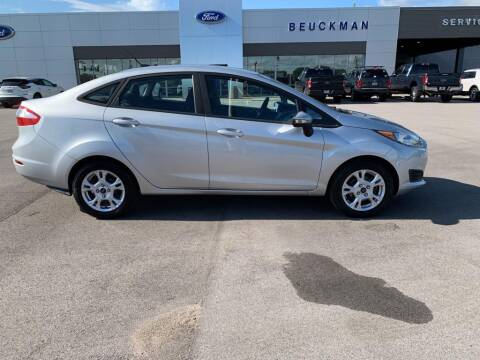 2015 Ford Fiesta for sale at St. Louis Used Cars in Ellisville MO