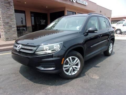 2017 Volkswagen Tiguan for sale at Lakeside Auto Brokers Inc. in Colorado Springs CO