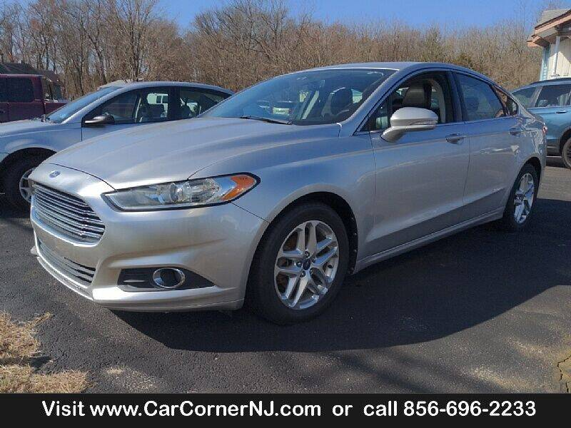 2013 Ford Fusion for sale at Car Corner INC in Vineland NJ
