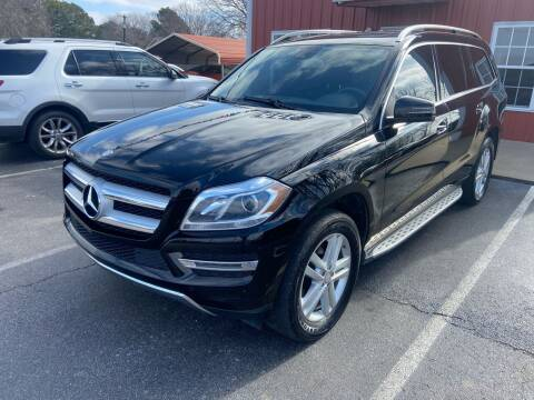 2014 Mercedes-Benz GL-Class for sale at Sartins Auto Sales in Dyersburg TN