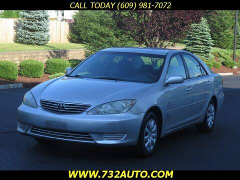 2006 Toyota Camry for sale at Absolute Auto Solutions in Hamilton NJ
