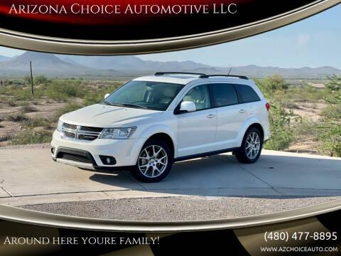 2015 Dodge Journey for sale at Arizona Choice Automotive LLC in Mesa AZ