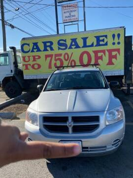 2007 Dodge Caliber for sale at Budget Auto Deal and More Services Inc in Worcester MA