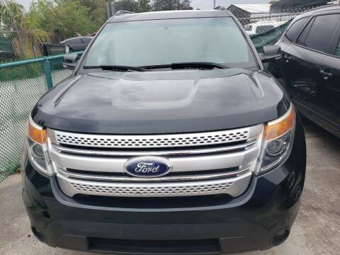 2015 Ford Explorer for sale at Track One Auto Sales in Orlando FL