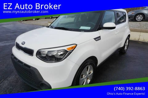 2015 Kia Soul for sale at EZ Auto Broker in Mount Vernon OH