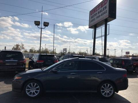 2006 Acura TSX for sale at United Auto Sales in Oklahoma City OK