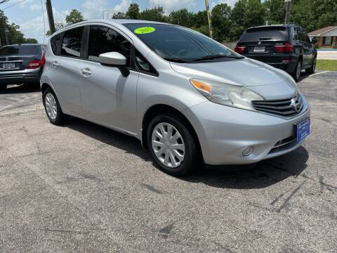 2015 Nissan Versa Note for sale at QUALITY PREOWNED AUTO in Houston TX