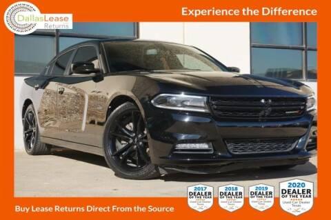 2017 Dodge Charger for sale at Dallas Auto Finance in Dallas TX