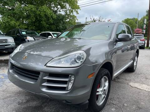 2010 Porsche Cayenne for sale at Car Online in Roswell GA