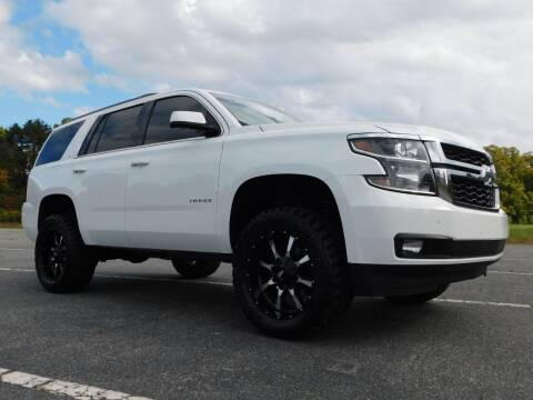 2017 Chevrolet Tahoe for sale at Used Cars For Sale in Kernersville NC