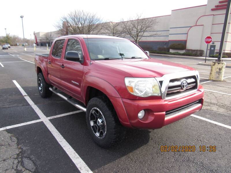 2007 Toyota Tacoma for sale at International Motor Group LLC in Hasbrouck Heights NJ
