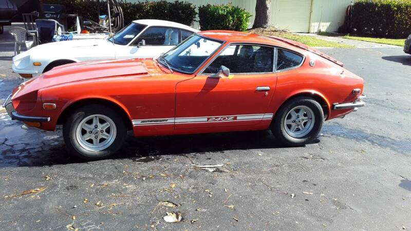 1972 Datsun 240Z for sale at Hieronymus Auto Sales Inc in Lake Worth FL