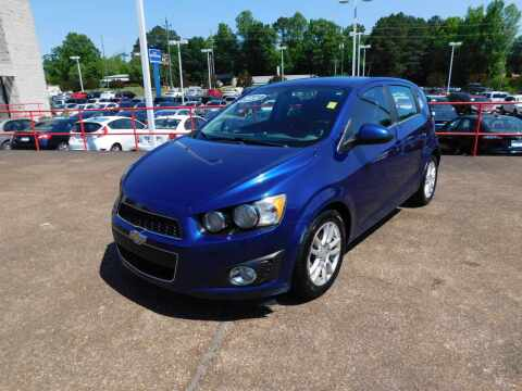 2014 Chevrolet Sonic for sale at Paniagua Auto Mall in Dalton GA