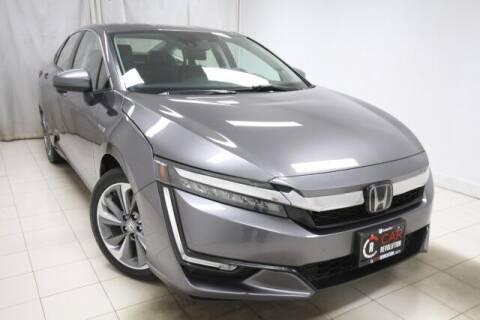 2018 Honda Clarity Plug-In Hybrid for sale at EMG AUTO SALES in Avenel NJ